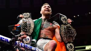 Conor McGregor Has Expressed Interest In Buying Manchester United