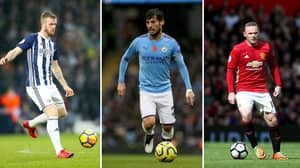 The Top 10 Premier League Assist Makers Of The Decade