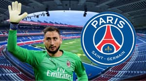 Paris Saint-Germain In Talks To Sign AC Milan's Gianluigi Donnarumma