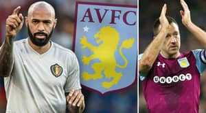 Thierry Henry Set To Be Offered Aston Villa Job, John Terry To Be Number Two