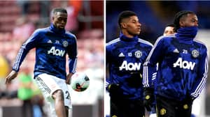 Not A Single Manchester United Player Has Dribbled Past Aaron Wan Bissaka In Training Since He Arrived