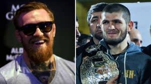 Conor McGregor And Khabib Nurmagomedov Rivalry Escalates In Last 24 Hours After Incredible Twitter War