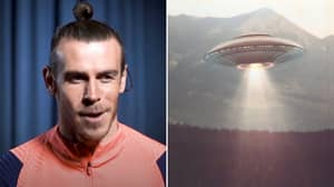 Gareth Bale Claims There Is Evidence Of Aliens 'Everywhere' And He's Convinced A Teammate They Exist