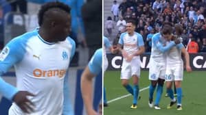 Mario Balotelli Brilliantly Mocks Florian Thauvin In Goal Celebration