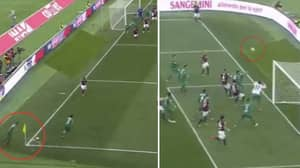 Fiorentina And Bologna Score Direct Corner Kicks In The 41st And 44th Minute
