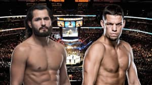 UFC Targeting Rematch Between Jorge Masvidal And Nate Diaz For January 2021