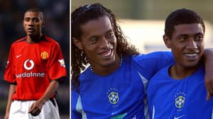 The Incredible Story Of How Ronaldinho Tricked Kleberson Into Signing For Manchester United