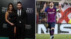 Lionel Messi To Attend The FIFA Best Awards Despite Snub