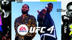 Jorge Masvidal And Israel Adesanya Announced As EA Sports UFC 4 Cover Stars