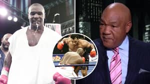 George Foreman Explains Why He Passed Up A Boxing Fight With Mike Tyson
