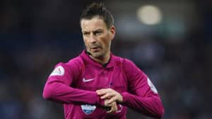 Mark Clattenburg's Hair Has Well And Truly Gone For A Wander