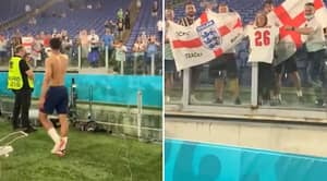 Jude Bellingham Showed His Class After England Thumped Ukraine In The Quarter-Finals Of Euro 2020