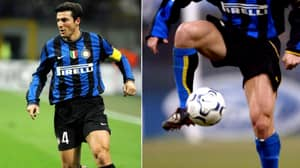 Javier Zanetti Claims He Used To Leg Press 500kg