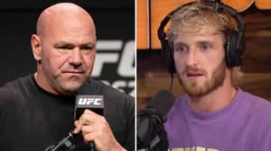 Logan Paul Reveals What Happened In Surprise Phone Call With Dana White Ahead Of Conor McGregor Fight