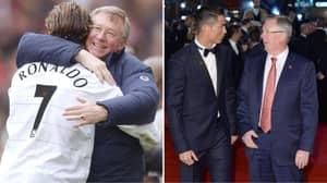 Jorge Mendes Explains How Sir Alex Ferguson Signed Cristiano Ronaldo Ahead Of Rivals