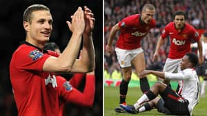 Nemanja Vidic Voted The Greatest Premier League Centre-Back Of All Time
