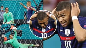 Kylian Mbappe Breaks Silence After Crucial Penalty Miss In France's Euro 2020 Defeat To Switzerland