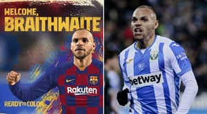 Why Barcelona Have Been Allowed To Sign Martin Braithwaite While Leganes Are Fuming
