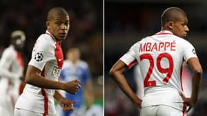 Kylian Mbappe Gets A Bizarre Haircut To Celebrate Winning The League