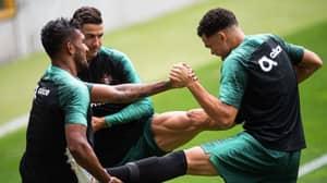 Cristiano Ronaldo Probably Never Skips Leg Day