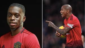 Man Utd Fans Already Have A Chant For Aaron Wan-Bissaka, Featuring Ashley Young