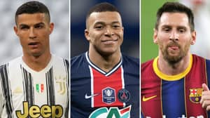 'Kylian Mbappe Is The Rightful Heir To Cristiano Ronaldo And Lionel Messi's Throne'