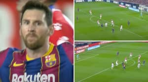 Lionel Messi's Stunning Highlights For Barcelona Against Alaves Emerge Online Ahead Of PSG Clash