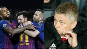 Barcelona Players Want Manchester United Or Porto In The Champions League Quarter-Finals