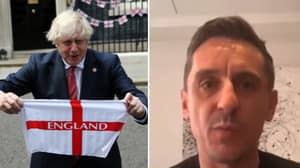 Gary Neville Absolutely Nails The Hypocrisy Over The Government Speaking Out Against Racist Abuse