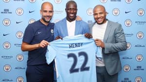BREAKING: Manchester City Confirm Signing Of Benjamin Mendy