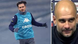 What Pep Guardiola Said About Jack Grealish In October 2019