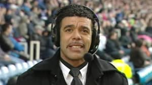 Chris Kamara Fearing For His Job On Gillette Soccer Saturday