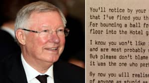 Sir Alex Ferguson Once Fined His Whole Team And He Told Them Through Poetry