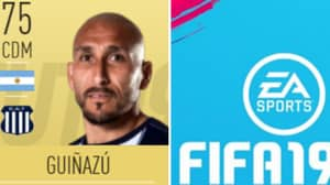 40-Year Old Player's Card Goes From Bronze To Gold On FIFA 19
