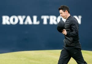 WATCH: Rory McIlroy Takes Frustration Out On Golf Club