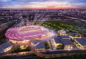 David Beckham's Inter Miami Unveil Stunning Plans For £750 Million 26,000 Capacity Stadium