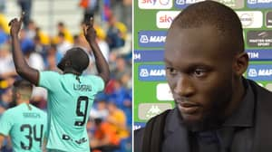 Romelu Lukaku Is Now Speaking Fluent Italian Just Three Months After Joining Inter