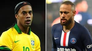 PSG Star Neymar Has 'Qualities At The Level Of Ronaldinho,' Says Cesc Fabregas