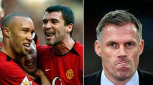 Mikael Silvestre Rips Into Jamie Carragher Over Spitting Incident