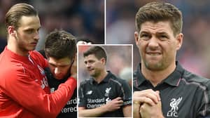 Six Years Ago, Steven Gerrard Suffered Humiliating End To Liverpool Career In 6-1 Thrashing To Stoke City