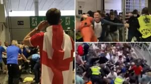 Senior Met Officer Says Policing At Euro 2020 Final 'Did Not Fail'