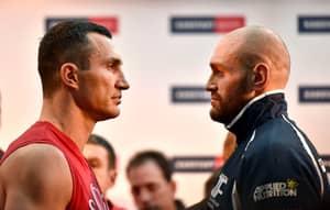 Tyson Fury And Wladimir Klitschko Set To Announce New Rematch Date