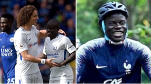 Willian And David Luiz Reveal N'Golo Kante Always Tries To Get Out Of Paying Bill