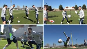 Spain's Unique Goalkeeping Drills Could Genuinely Be The Future Of Football Training