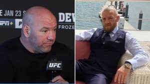 UFC Boss Dana White Questions Conor McGregor's Hunger After Irishman's Defeat To Dustin Poirier In Abu Dhabi