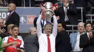 WATCH: Steven Gerrard Thinks Arsene Wenger Should Leave Arsenal