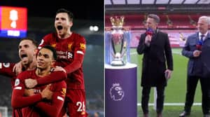 Liverpool Should Have Lifted The Premier League Trophy At Anfield This Afternoon