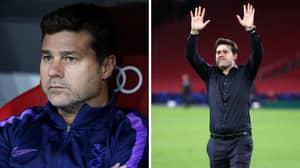 Mauricio Pochettino Left Emotional Goodbye Note To Spurs Players After Sacking