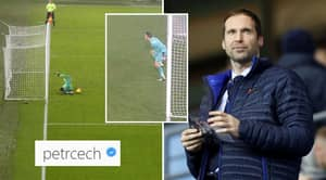Petr Cech Posts Angry Reaction To VAR Penalty Rule And Suggests New Law