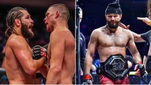"Jorge Masvidal Vs. Nate Diaz 2 Described As ""Two Journey Men Going At It Again"" By UFC Contender"